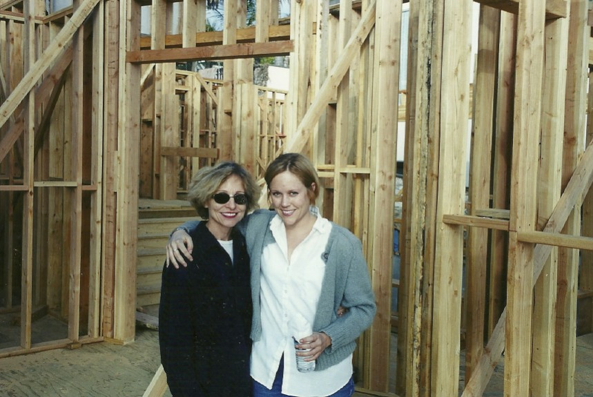 In 2002 I retired and we began building our dream house overlooking the Pacific Ocean.