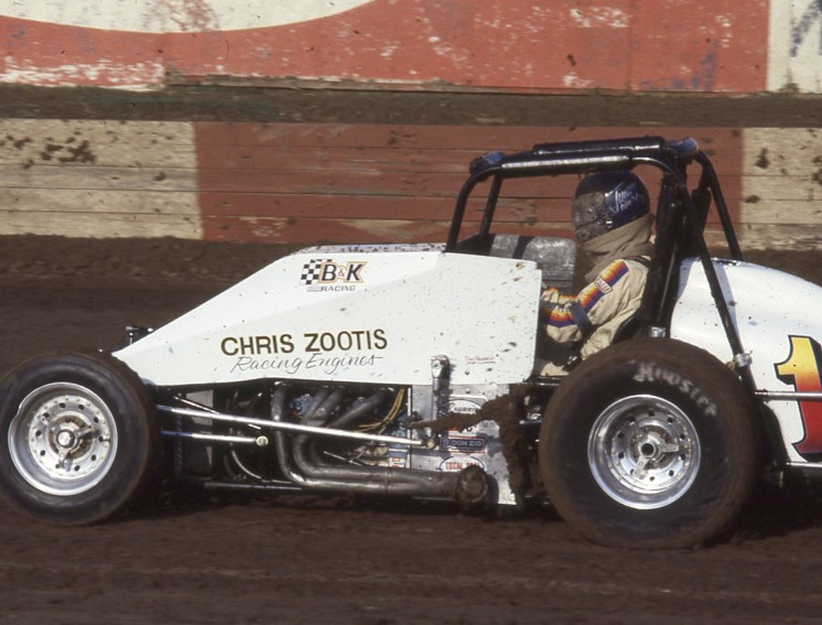 Jimmie Oskie made for lots of fun nights at Ascot Park.
