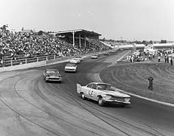 Richard Petty paces one of the many races he won at Martinsville.