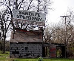 Santa Fe Speedway 1953-1995.