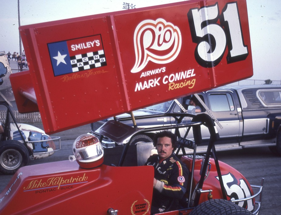 Shane Carson, racing out of Oklahoma City, was a tough competitor.