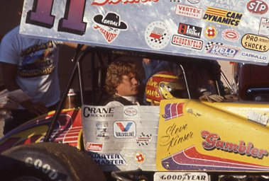 I wasn't a big fan of Steve Kinser's interaction with the fans but there was NO DOUBT who the best sprint car driver of all time was.