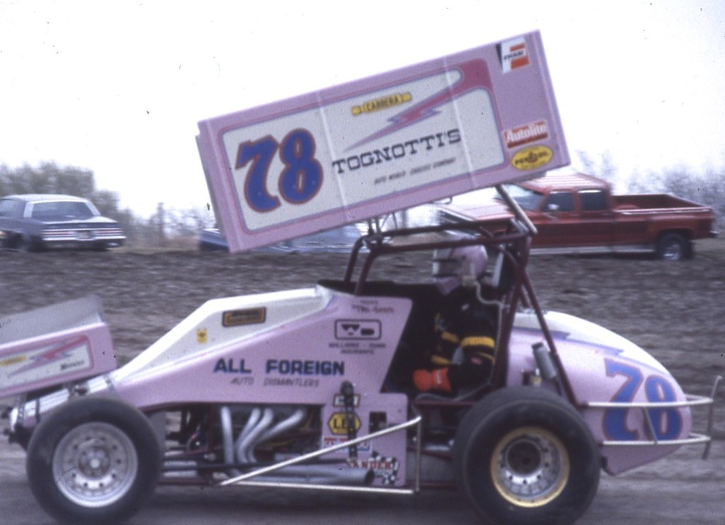 I always enjoyed watching Tim Green race with the World of Outlaws.  He was a hard charger.
