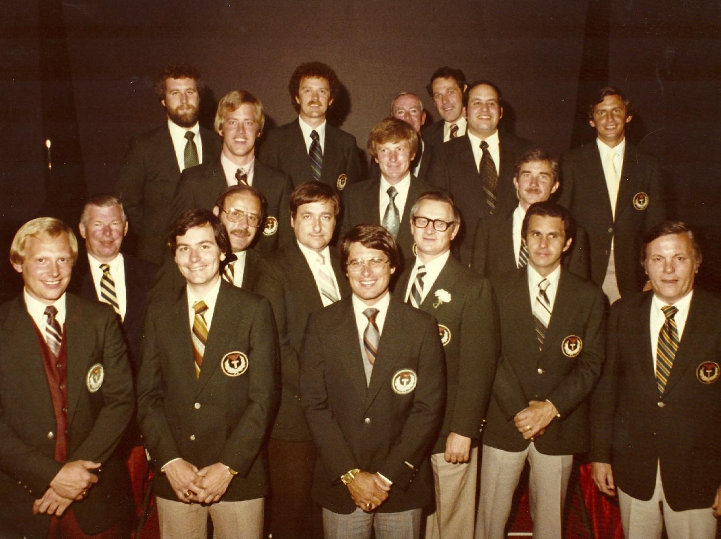 "The prestigious ""President's Club"" at Richardson-Vicks."