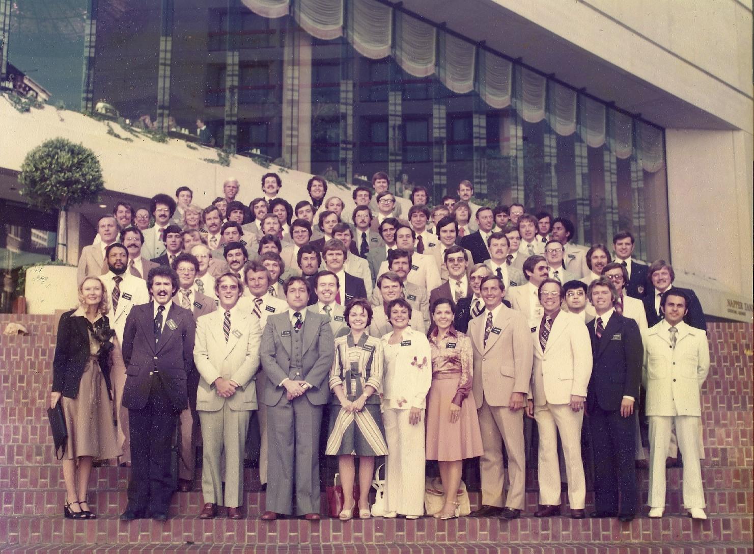 Richardson-Vicks National Meeting 1976.