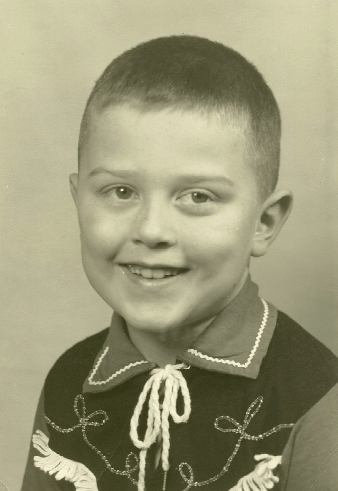 Randy - circa 1955 about the time of my first ever visit to the Peoria Speedway