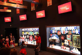 World of Coke museum