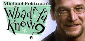 michael feldman whad' ya know
