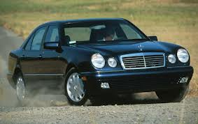 This was my first Mercedes. It was definitely a performance vehicle.