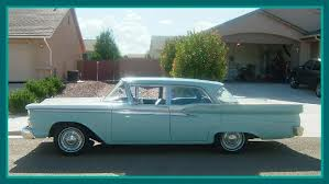 Our '59 Ford was dark blue. With the ignition constantly on the blink we started the car with a screwdriver!