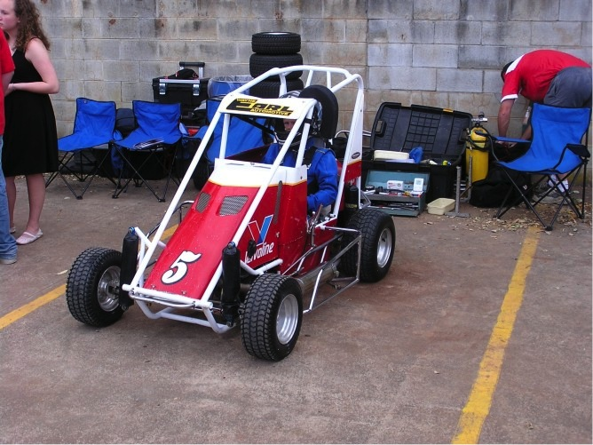 For sale chassis midget