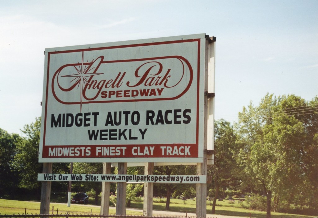 Some tracks are just special....Angell Park Speedway is special.