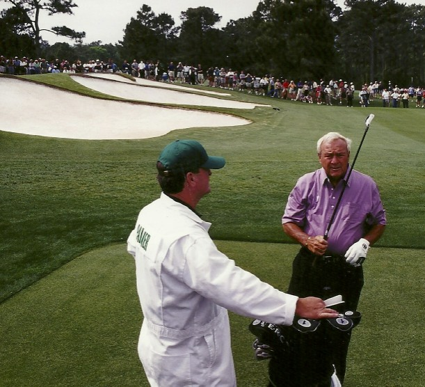 A trip down to the Master's golf tournament yielded three new tracks in the Carolinas.