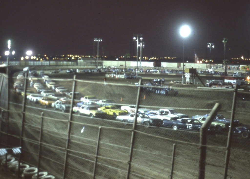 Who remembers Ascot Park for their 100-car enduros?
