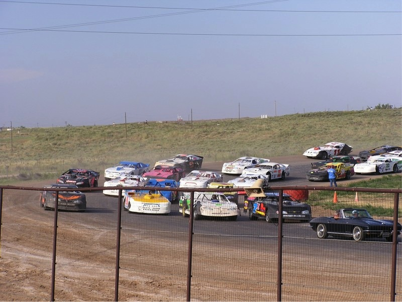 I love watching racing on Sunday afternoons.  It's my favorite time of the week.