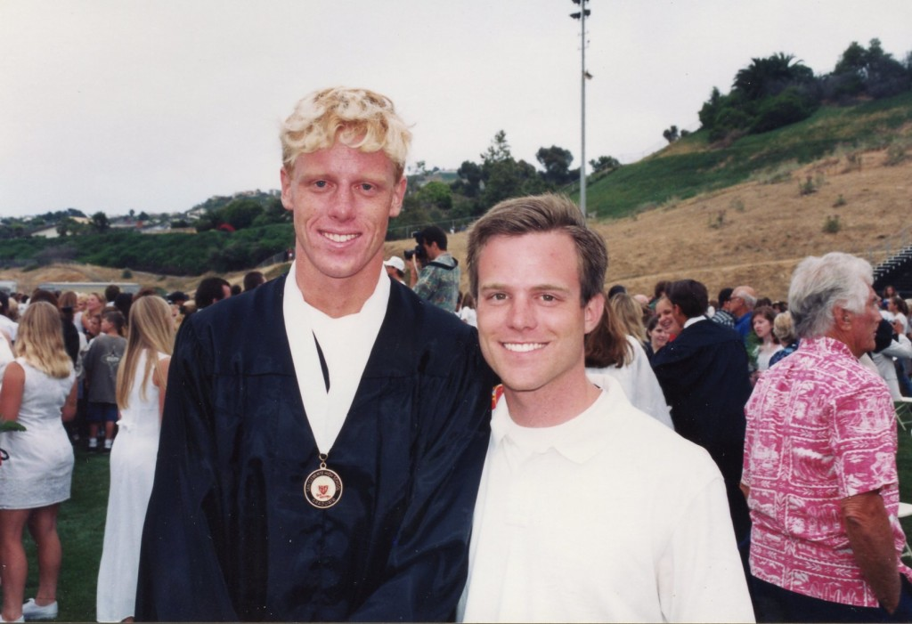 Now with our youngest Jim graduating from high school and off to UCLA the trackchasing roads seemed a bit more wide open.