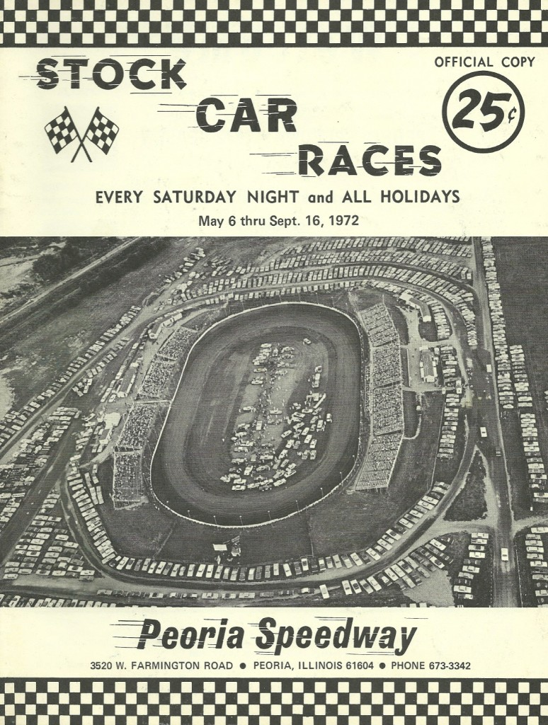Peoria Speedway....still my all-time favorite track.