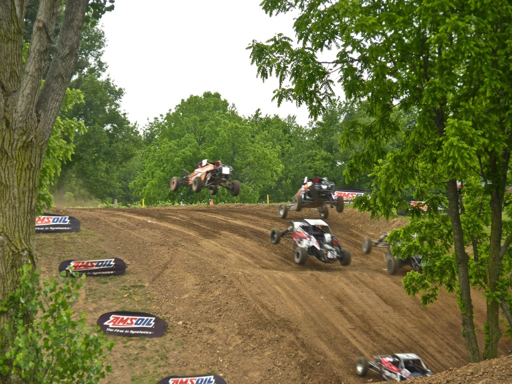 I'm a huge fan of  off-road racing like this event at Red Bud MX in Buchanan, Michigan.