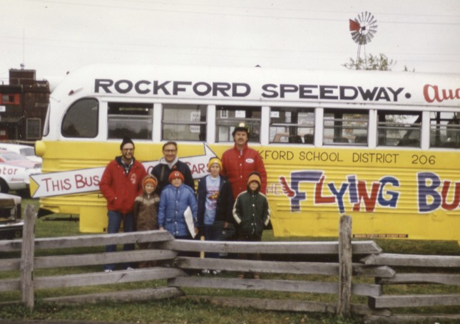 We always had fun at Rockford Speedway.