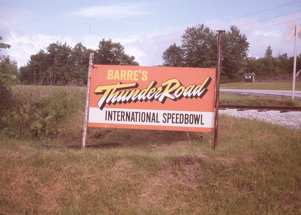 Thunder Road is one of the more famous tracks in the country. I've been itching to go back for years. Maybe in 2014?