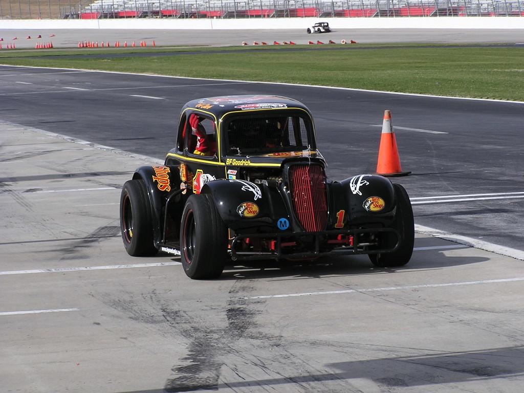 Atlanta Motor Speedway Randy Lewis