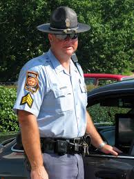 Nebraska state trooper