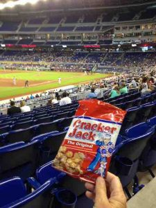 cracker jack marlins park