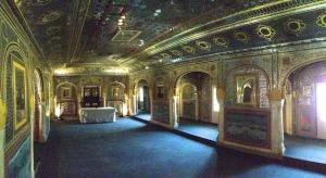 Samode Palace hotel