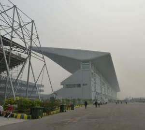 buddh grandstand