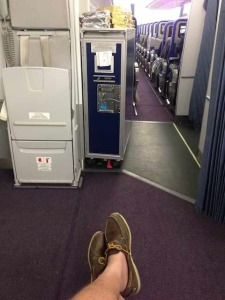 china southern legroom
