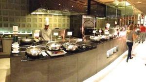 sheraton agra buffet
