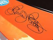 richard petty autograph