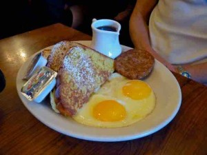 breakfast harlows