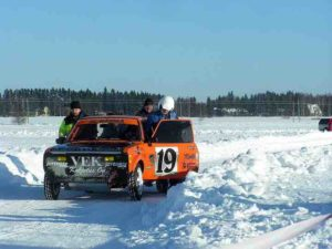 Ice racing from Finland