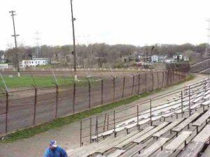 hales corners grandstand