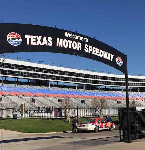 Texas Motor Speedway 7 Tracks Randy Lewis