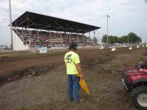 adair county fair grandstand