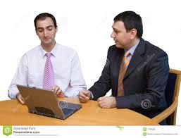 boss w salesman