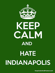 indianapolis keep calm