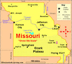 missouri map 493