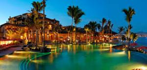 upscale resort