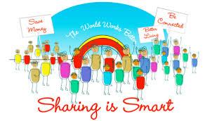sharing 9