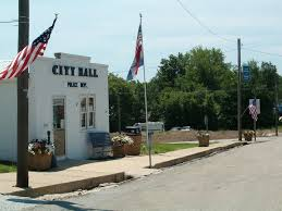 Urich, Missouri city hall