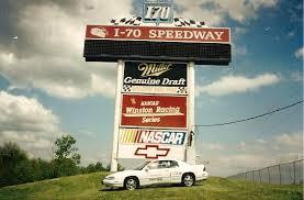 i-70 speedway sign
