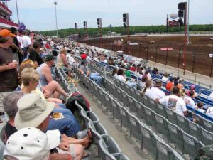The facility at the Lucas Oil Speedway is second to none in its class.