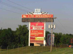 1-70 speedway sign