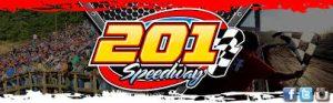 201 speedway logo
