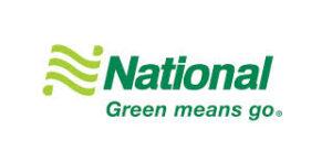 National Car Rental Return Hobby