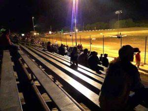 85 speedway grandstand