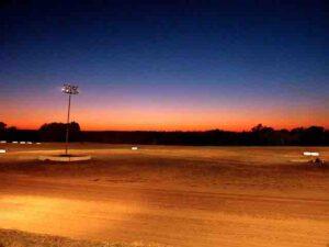 85 speedway sunset
